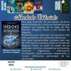 Héroes Nórdicos: La Guía Oficial del Universo de Magnus Chase (Magnus Chase and the Gods of Asgard)