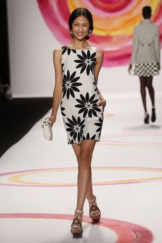 Desigual Spring 2014 RTW Collection Makes First Runway Debut at NYFW