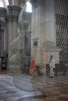 jaume plensa brings 'together' to the venice art biennale 2015