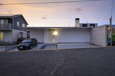 콘크리트의 가능성을 보여주는 단층 주택 (출처 E.Park)