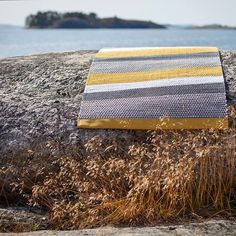 I've certainly done my fair share of DIY projects through the years, but for all the projects I. Helsinki Design, Beautiful Mess, Finland, Rag Rugs, Weaving, Textiles, Stripes, Carpets, Rustic