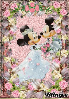 mickey minnie wedding 2