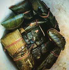 Tamales #baracoa #cibo #cuba #food #tradition #travel #cucina @baracoaweb