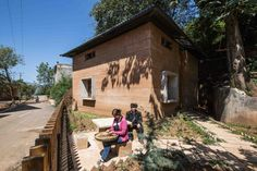Post-Earthquake Reconstruction Project in Guangming Village / The Chinese University of Hong Kong & Kunming University of Science and Technology