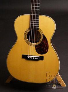 Martin OM-28GE guitar
