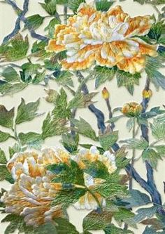 ♒ Enchanting Embroidery ♒  Japanese Embroidery Centre UK @Af's Collection