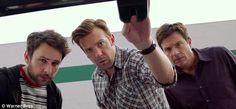 Horrible Bosses 2 – Official Teaser Trailer Gets Released.