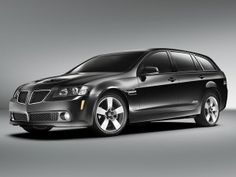 Holden Commodore Sportwagon (Pontiac, and the G8 based on the Holden Commodore, is dead)