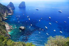 La Penisola Sorrentina: Capri, Conbipel, estateitaliana