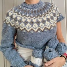 Knit Crochet, Pullover, Knitting, Pattern, Sweaters, Fashion, Knitting Patterns, How To Knit, Tejidos