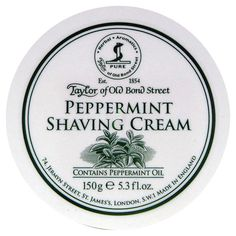 Health & Beauty 2019 Fashion Taylor Of Old Bond Street Mr Taylors Scent Mens Shave Shaving Cream 150g Bowl By Scientific Process Health & Beauty