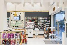 Fanouraki Aikaterini Pharmacy by Artico, Rhodes - Greece