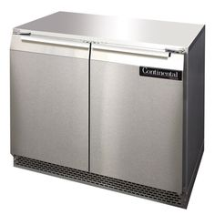 "Continental Refrigerator UC36 36"" Undercounter Refrigerator"