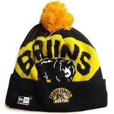fda5db4ef62 Boston Bruins Vintage Logo Winter Hat New Era.  19.97