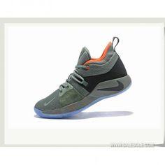 35713d859bfd CHEAP NIKE PG2 AO1757-300 CLAY GREEN BLACK Mens Basketball shoes