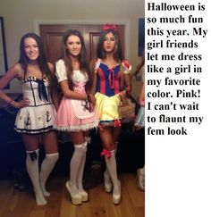 Sissy Captions and More : Photo