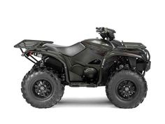 New 2016 Yamaha Kodiak 700 EPS SE ATVs For Sale in Alabama. 2016 Yamaha Kodiak 700 EPS SE HARD WORKING GOOD LOOKS. Built for work but boasting an eye-catching look that begs to play. The all-new Kodiak 700 Special Edition. Built Real World Tough. Features may include: Special Edition Package: The 2016 Kodiak 700 SE features an aggressive look with black alloy wheels, sharp Carbon Metallic painted bodywork and special graphics. High-Tech Engine, Built for the Real World: The 2016 Kodiak 700…