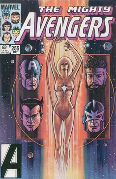 Mighty Avengers Vol 1 (start date issue 255 (Published Art by Tom Palmer Monica Rambeau (Captain Marvel/Photon/Pulsar/Spectrum)A New Orleans Harbor Patrol lieutenant that gained superpowers, Monica Rambeau originally went by the name. Marvel Comics, Old Comics, Marvel Comic Books, Comic Book Heroes, Marvel Characters, Comic Books Art, Marvel Art, Marvel Avengers, Book Art