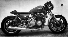 XS1100 Cafe Racer, as I want it.