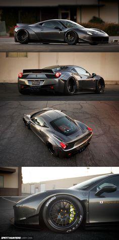 Liberty Walk | Ferrari 458...