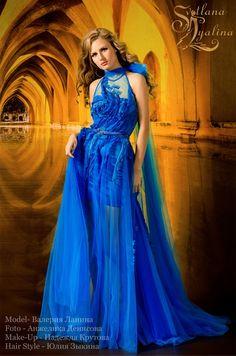 Evening dress Dagny from Svetlana Lyalina