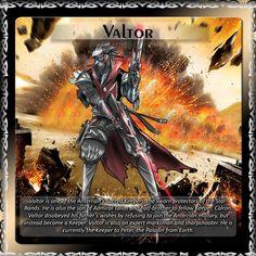 Concept Art: Valtor   The Star-Band Chronicles
