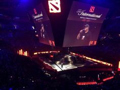 The 'Dota 2' Championships Was Temporarily Taken Down by a Cyberattack | Motherboard