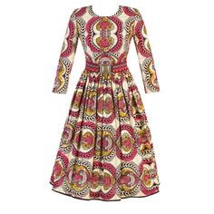 Angola Dress mandala - Dresses - Outlet - Online Shop - Lena Hoschek Online Shop