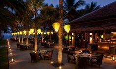 The Nam Hai Hoi An | 5 Star Boutique Luxury Hotel Vietnam | GHM Hotels - The Beach Restaurant