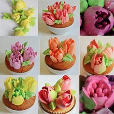 ¿Conocéis las nuevas Boquillas Rusas para Flores? Te permitirán crear la flor con solo movimiento, sin ningún esfuerzo adicional y por tan solo 21.95€!!! Emoticón smile