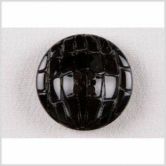 24L/15mm Brown Horn Blazer Button ***************