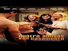 Dica de Filme - Quatro Amigas e um Casamento