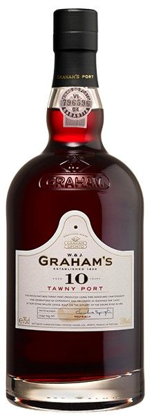 Port Grahams 10 year old tawny port - Portugal.  Manitoba Institute of Culinary Arts wine festival 2016