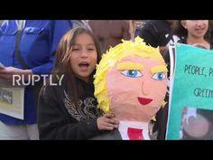 «Руки прочь от Сирии!» — американцы вышли на акции протеста против агрессии Трампа (ВИДЕО) | Качество жизни