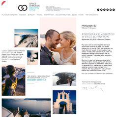 Publication on Grace Ormode Wedding Style http://www.weddingstylemagazine.com/inspiration/real-weddings/rosemary-overfield-paul-johnston