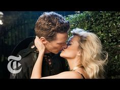 9 Kisses: Benedict Cumberbatch & Reese Witherspoon / 18 of the year's best actors pucker up for the magazine's Great Performers issue. Watch them all here: http://nyti.ms/9-kisses (Photo/Video: Elaine Constantine)