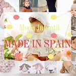"1,502 Likes, 28 Comments - Moda Infantil Made In Spain (@modainfantilmadeinspain) on Instagram: ""Qué hermoso conjuntito nos ofrece @canastillacarelirivas Beautiful 🌹🌹❤❤•••Si te gusta déjanos un…"""