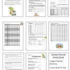 GT_ This math project has the students plan a vacation for their family or friends. They budget gas, food, entertainment, etc.  I used with my 3rd grad...