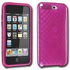 awesome DLO Soft Shell Felixble Case for iPod Touch Gen- Pink Ipod Touch, Calf Leather, Purple, Pink, Calves, Shoulder Strap, Shells, Things To Come, Iphone