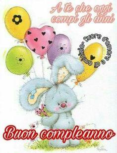 Biglietto Auguri 5 Anni Con Titti Auguri Di Compleanno Per Bambini