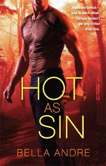 Hot as Sin Hotshot Firefighters series   book 2