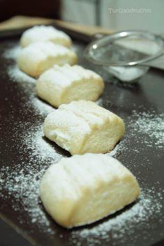 Turcja od kuchni: Przepyszne ciasteczka maślane - un kurabiyesi
