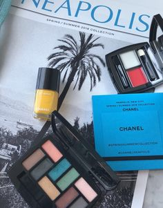 Chanel, neapolis new city summer collection 2018