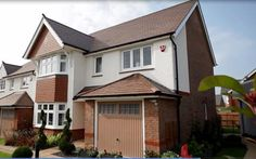 The Oxford + Redrow Homes, Interior Ideas, Shed, Oxford, Outdoor Structures, House, Home, Oxfords, Home Decor Ideas