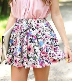 Teen fashion shared by Lorrayne A. on We Heart It Cute Fashion, Look Fashion, Teen Fashion, Fashion Beauty, Fashion Outfits, Spring Summer Fashion, Spring Outfits, Looks Instagram, Favim