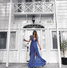 """5,946 Likes, 35 Comments - LIKEtoKNOW.it (@liketoknow.it) on Instagram: """"Polka dot print and sweeping wrap fit, step up your spring style from weeknight to weekend wanders…"""""""