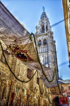 TOLEDO. Corpus Christi