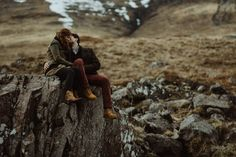 Ciera & Johannes // The Scottish Highlands