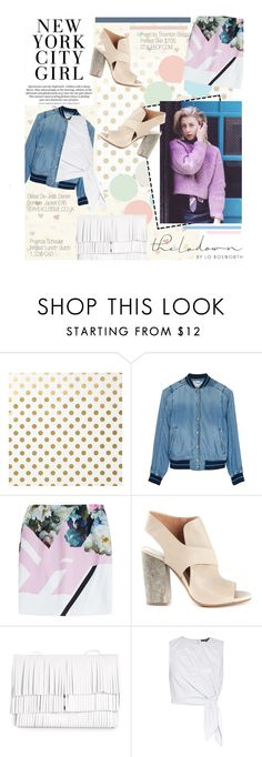 """""""24 Hours in NYC With Lo Bosworth"""" by edenslove on Polyvore"""