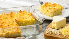 ¡Esta versión de uno de tus platillos favoritos te va a encantar! ¿Qué esperas?  http://www.vvsupremo.com/recipe/macarrones-con-queso-al-horno/?lang=es #LoveMyQueso